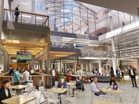 Can Grand Avenue Really Pull Off This Food Hall Thing