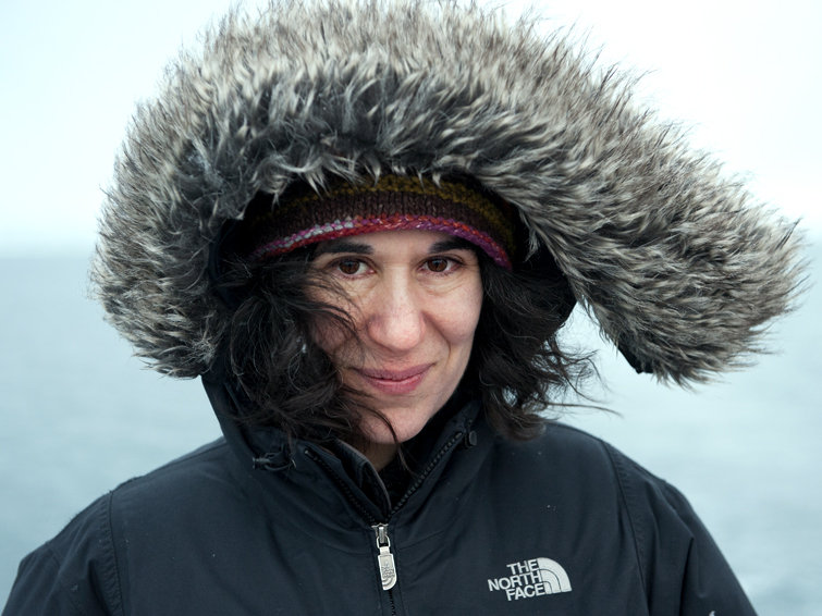 "Debra Granik, director of the Oscar-nominated film ""Winter's Bone,"" will appear at the Helene Zelazo Center Nov. 14."