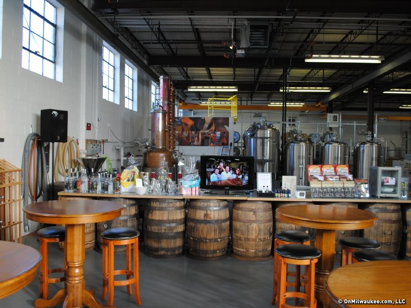 Great Lakes Distillery Tours Milwaukee