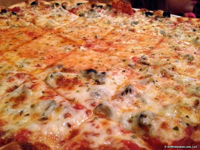 Great Milwaukee pizza Image