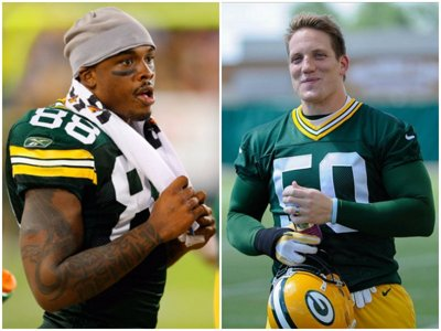 Ex-Packers Finley and Hawk offer insight, depict struggles of post-NFL life