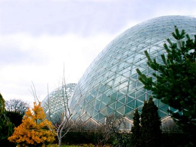 Domes hosts KGMB's Green Living Festival Image