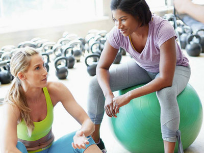 Using daily deals like Groupon can help you try new workouts & save money