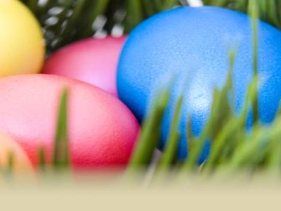 Forget the kids and call dibs on your own Easter eggs downtown.