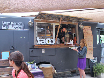 Gypsy Taco is officially in full swing at Boone & Crockett