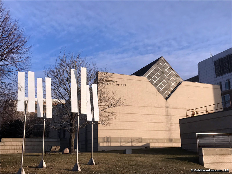 Theaters Museums Increasingly Catering >> Urban Spelunking Marquette S Haggerty Museum Of Art Onmilwaukee