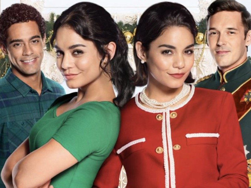 b6fcc4cc790a Vanessa Hudgens and Vanessa Hudgens star in Netflix's