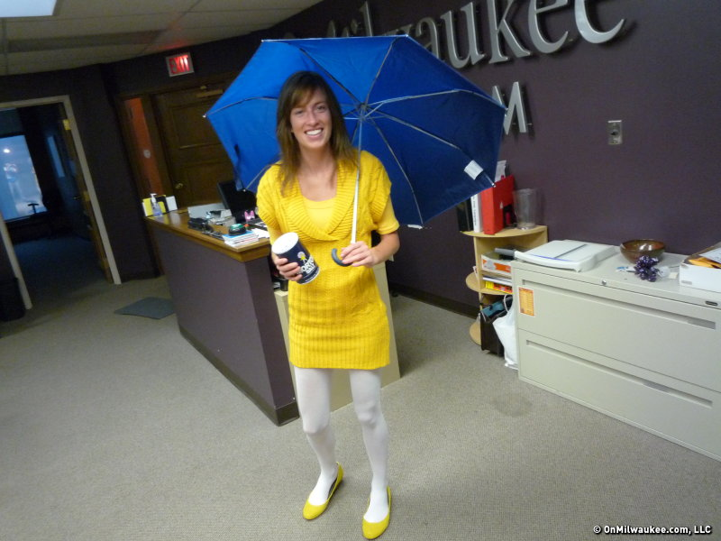Maureen is the Morton Salt girl.  sc 1 st  OnMilwaukee & Embracing our inner Halloween child - OnMilwaukee