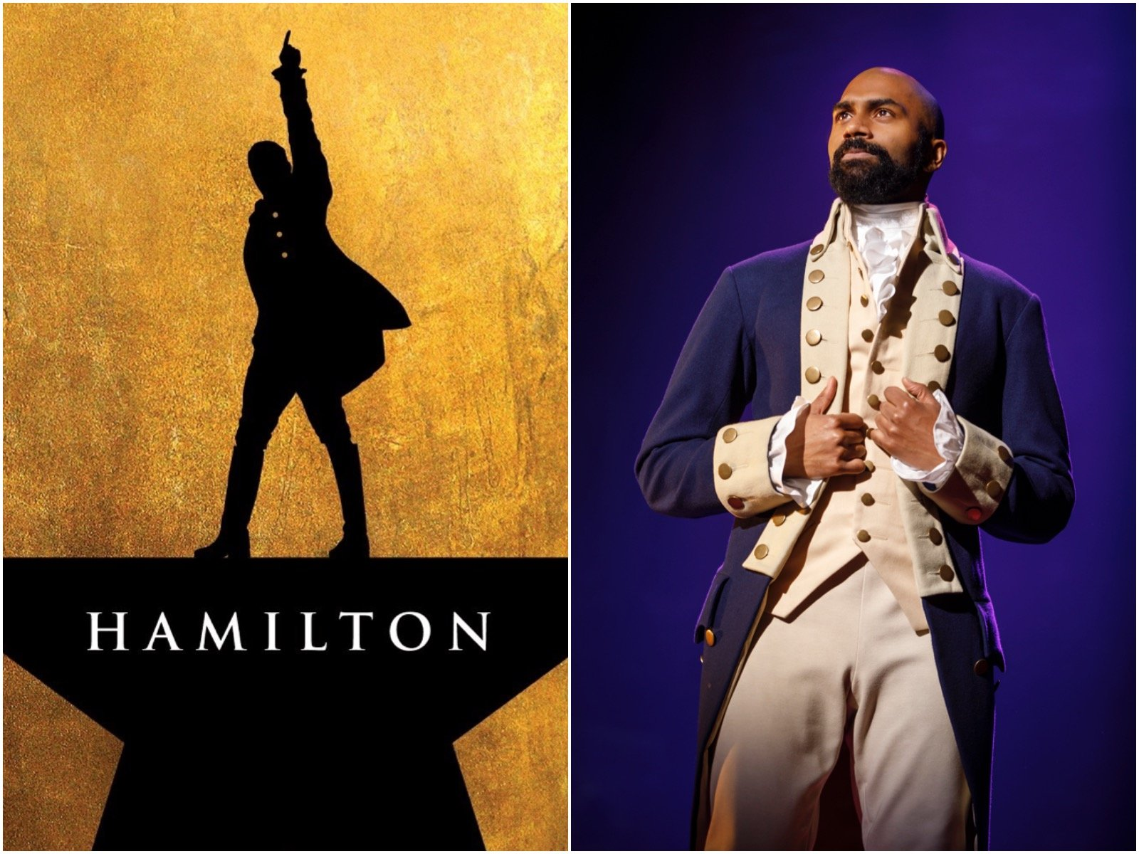 A conversation with Aaron Burr from 'Hamilton'