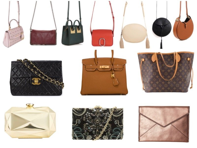 Crossbody Bags Are Just One Of The Five Types Of Handbags Every Woman Needs  In Her Closet.