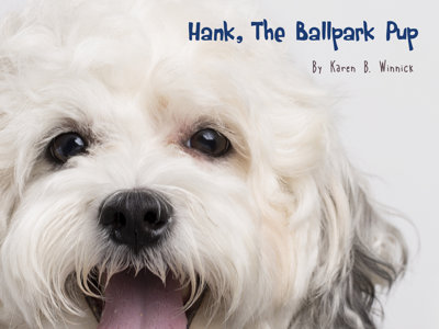 Hank the Dog book