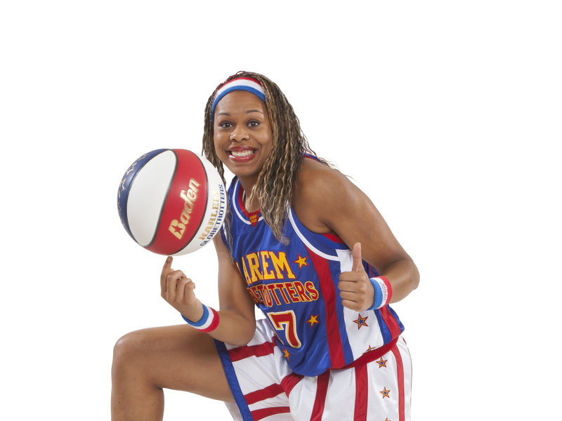 Going 1-on-1 with Harlem Globetrotter Sweet J - OnMilwaukee
