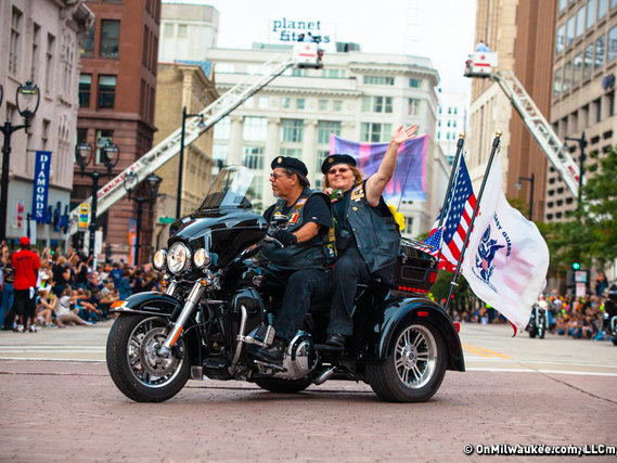 Harley Davidson Parade: Your Guide To Harley-Davidson's 115th Events