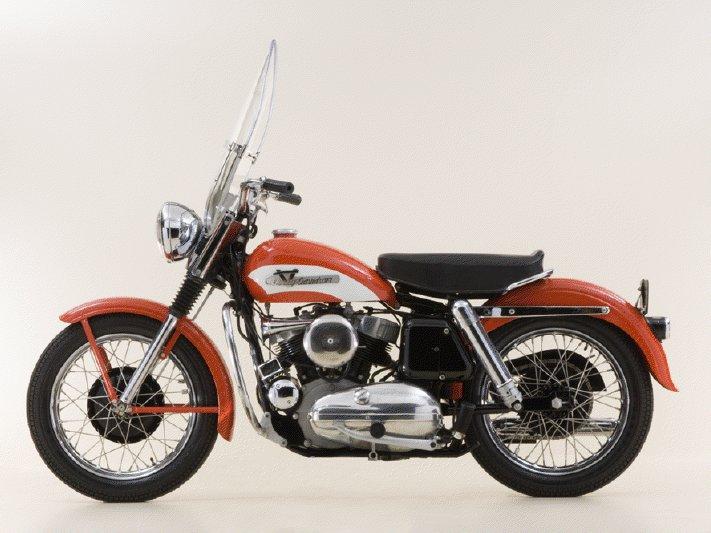 Elvis Harley Davidson Bike Found