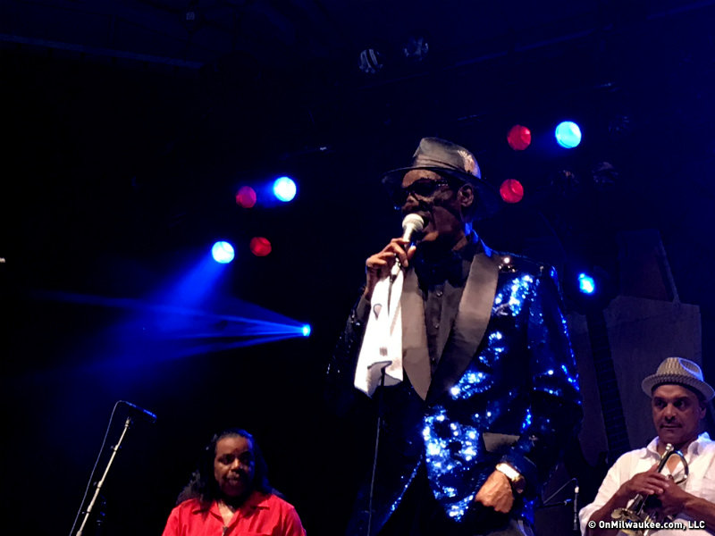 Milwaukee soul legend Scales helps send off Summerfest 50 - OnMilwaukee