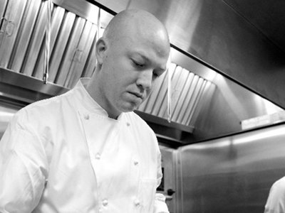 Food & Wine nominates Hauck of c. 1880 for people's best new chef of 2014