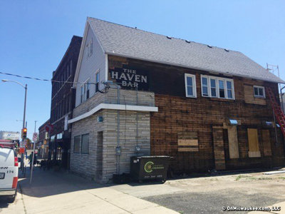Transfer Pizza uncovers and might revive The Haven Bar name Image