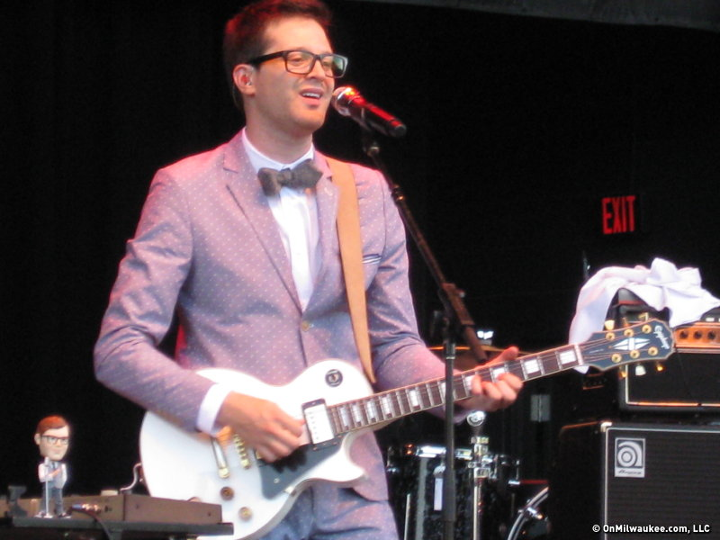 Mayer Hawthorne, accompanied by his band The County, is the latest in pop culture's recent obsession with '60s retro.