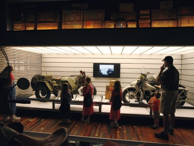 The H-D Museum salutes Veteran's Day