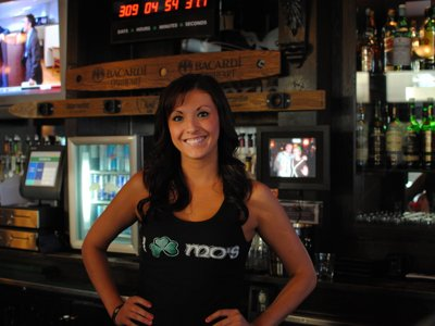 Featured bartender: Heather Lynch from Mo's Irish Pub