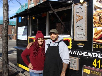 Food truck owners find their bliss with Heavenly Cuisine on the Go