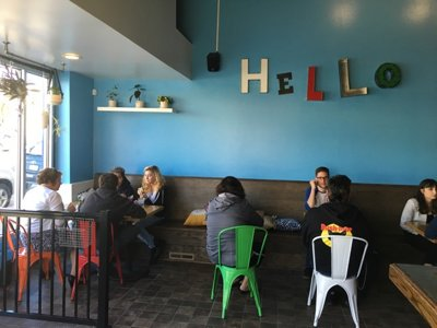 Hello Falafel now open