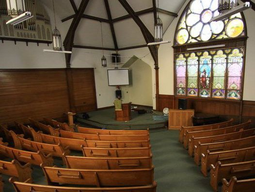 An interior view. (Photo: Rehoboth New Life Center, Facebook)