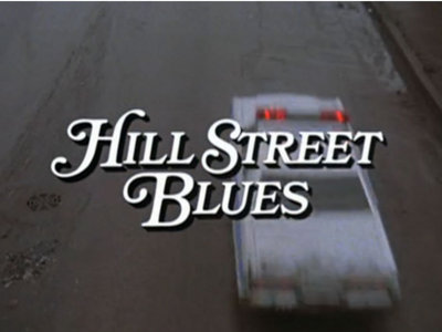 MPD as Hill Street Blues