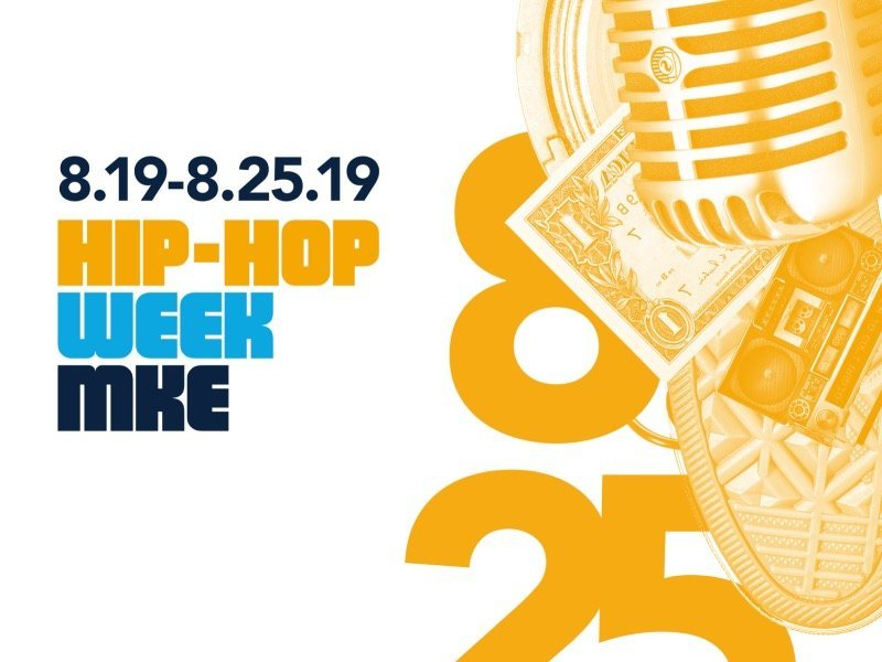 Here's the schedule for the second annual Hip-Hop Week MKE