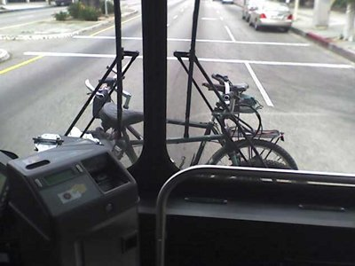 Racine gets rolling with bike racks for buses