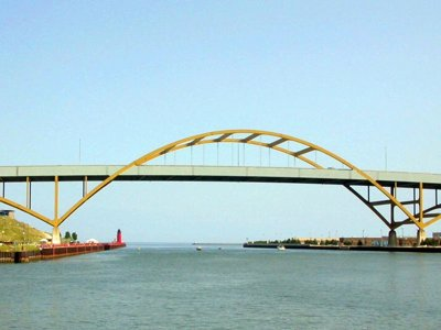 South Side coalition seeks to save the Hoan Bridge Image