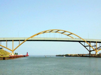 No Hoan Bridge? Image