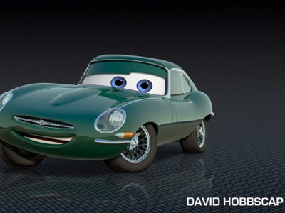 David Hobbs to appear in Disney/Pixar's