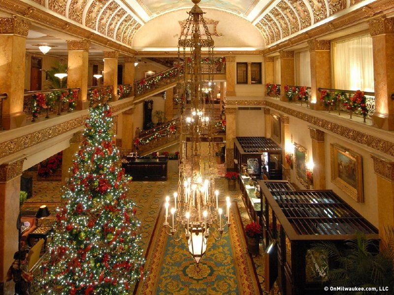 The holidays mean great deals at some of Milwaukee's best hotels