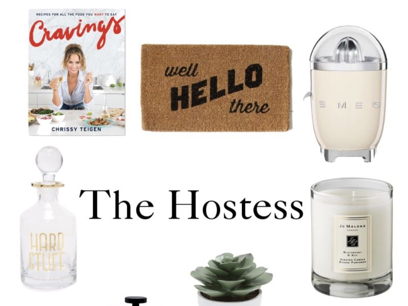Holiday fashion gift guide, part three: What to get the hostess with the mostest