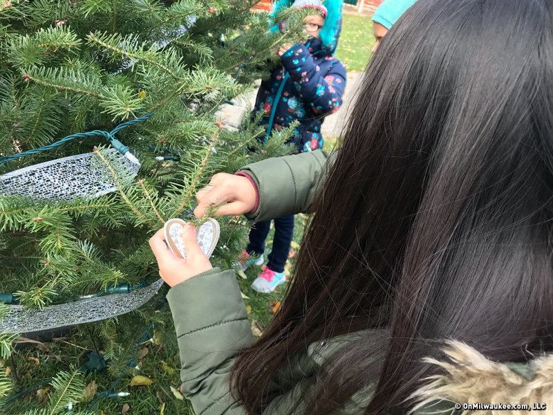Lawn Ornaments Or Automotive Outsider >> Schools Begin Decorating Holiday Lights Trees In Cathedral Square