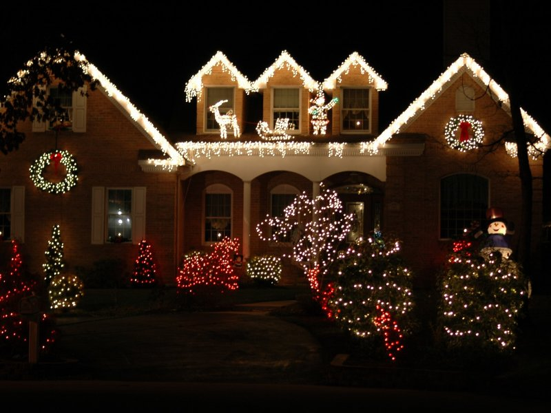 If this is your house before Thanksgiving, I hate you.