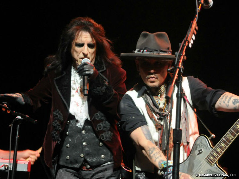 Hollywood Vampires Is Less Than The Sum Of Its Superstar Parts