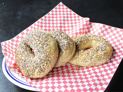 Honeypie Bakeshop launches bagels and more thanks to new bakery space