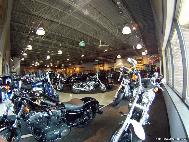 Charming The New Racine Location Brings The Number Of House Of Harley Stores To  Three.