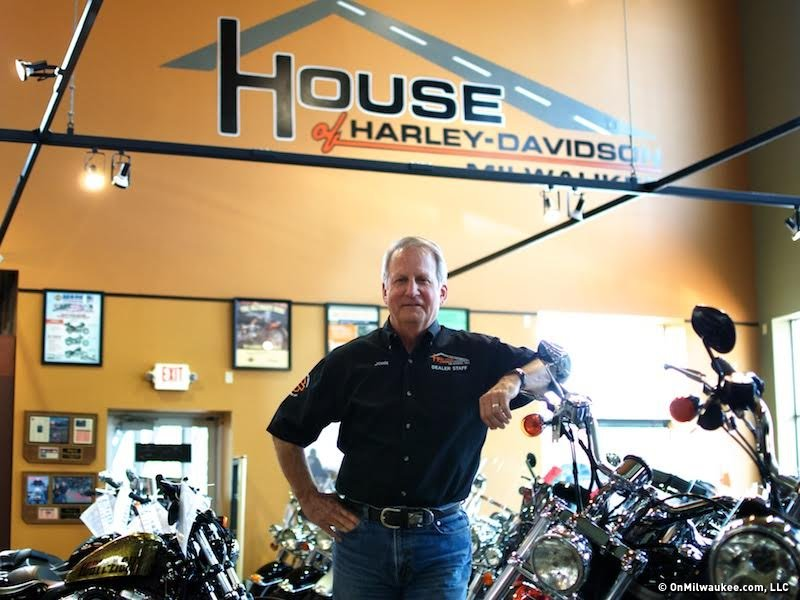 Superb John Schaller Is A Biker. And The President Of The House Of Harley ...