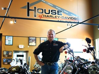 Dealers of American dreams: House of Harley-Davidson
