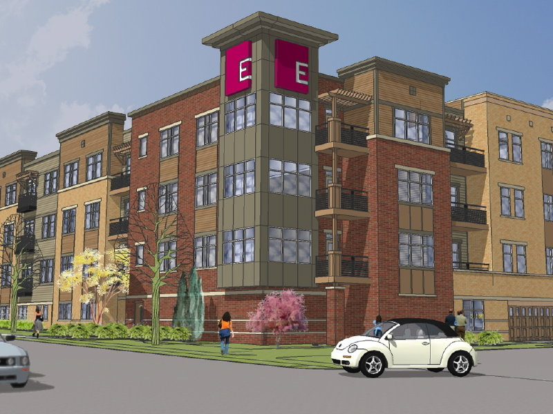 The Enclave brings much-needed upscale living space to Tosa.