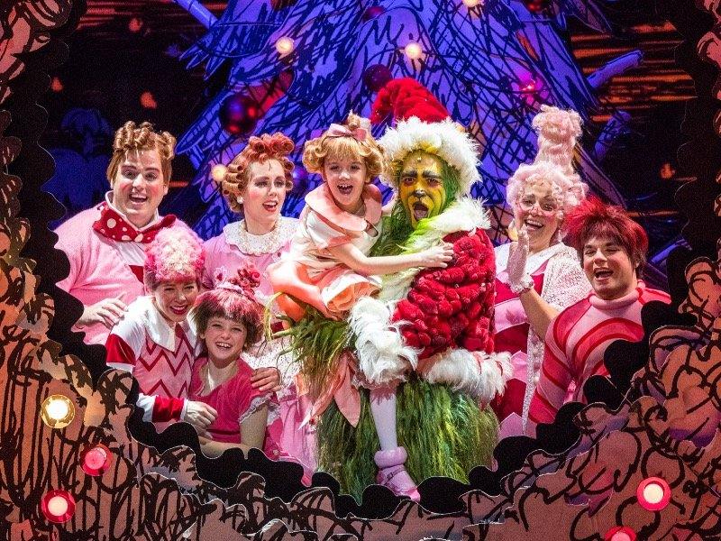 The Grinch Who Stole Christmas Mayor.Marcus Center S Grinch Is Cheery Enough To Grow Your Heart