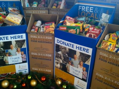How your holiday donation finds a home: Behind the scenes at Hunger Task Force