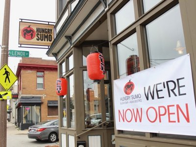 Hungry Sumo brings sushi, Thai dishes and more to Bay View