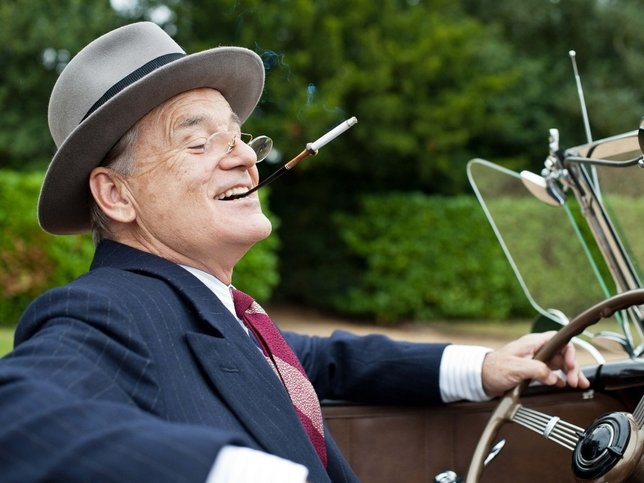 "Bill Murray stars as FDR in ""Hyde Park on Hudson."""