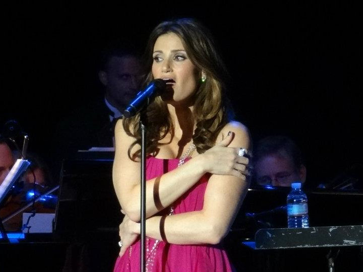 Idina Menzel has added appearances with symphony orchestras to her calendar.
