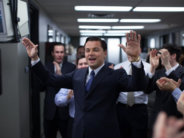 "Hold off on the applause, ""Wolf of Wall Street."" The odds of a Best Picture win aren't looking good."