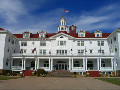 Investigating the ghosts of the legendary Stanley Hotel